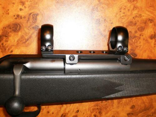 Blaser R93 R8 LRS 2 K95 S2 Light Fixed 100/% Steel Saddle Mount with Rings