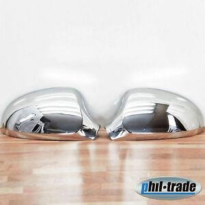 Acero inoxidable tapas de espejo cromo para VW Passat b6, 3c | BJ 2005-2010