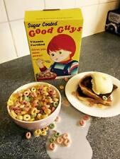 Good Guy Cereal Box Replica - Chucky Horror Prop - Childsplay - Halloween