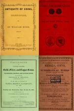 160 RARE BOOKS ON NUMISMATICS & COINS, ANCIENT, GREEK, ROMAN, ISLAMIC - VOL1 DVD