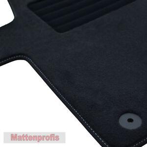 mattenprofis premium velour fu matten f r vw t6 2 sitze. Black Bedroom Furniture Sets. Home Design Ideas