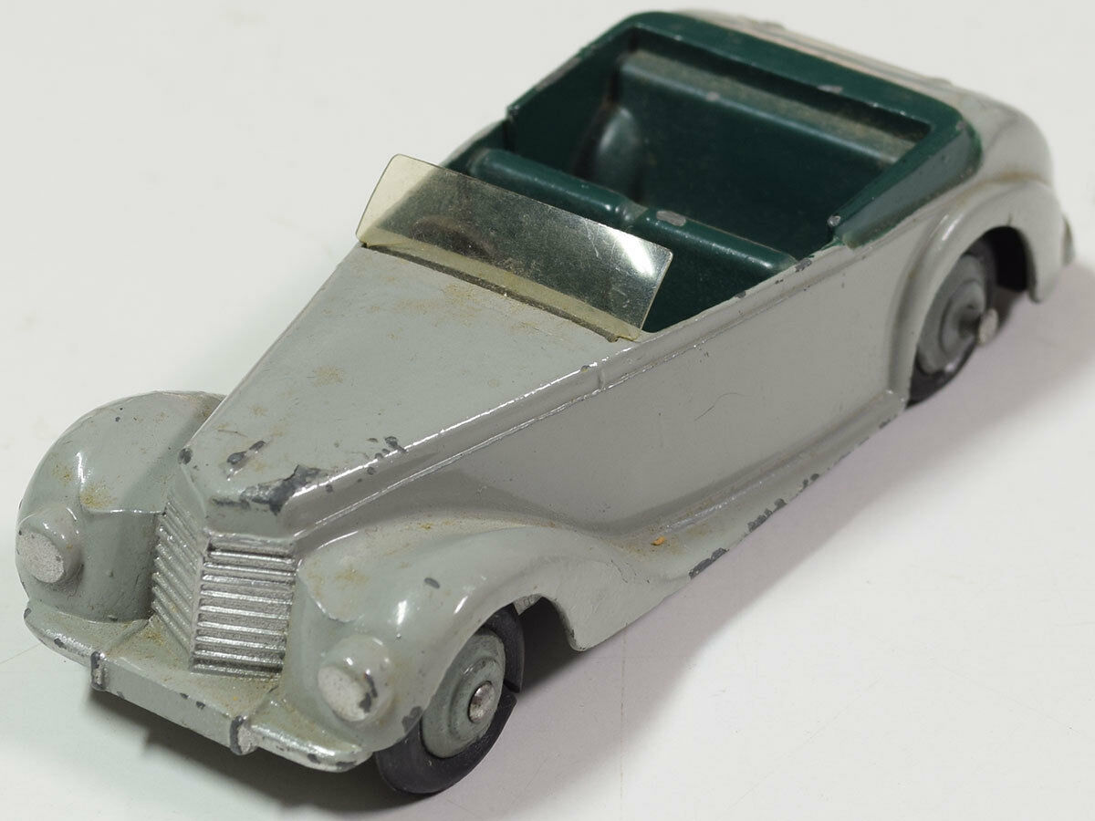 1947 an prydlig E ARMSTRONG SIDDELEY COUPE.OLIVE HUBS KAT  375 VG  EXC