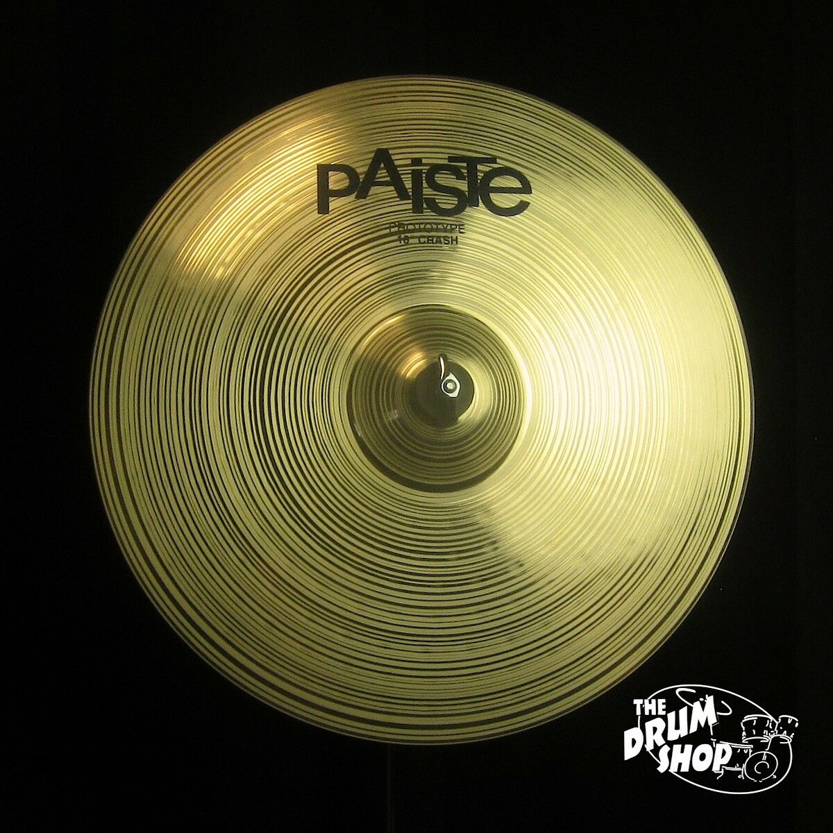 Paiste 18  Prototype Signature Crash (video demo)