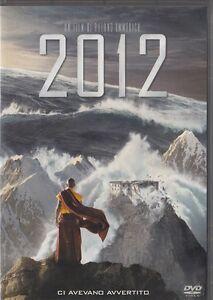 2012 (2009) DVD