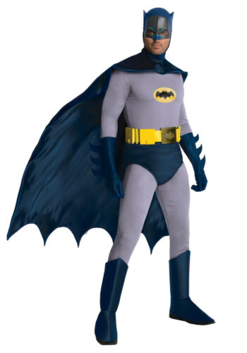 Batman Adult Classic Grand Heritage Adam West Costume