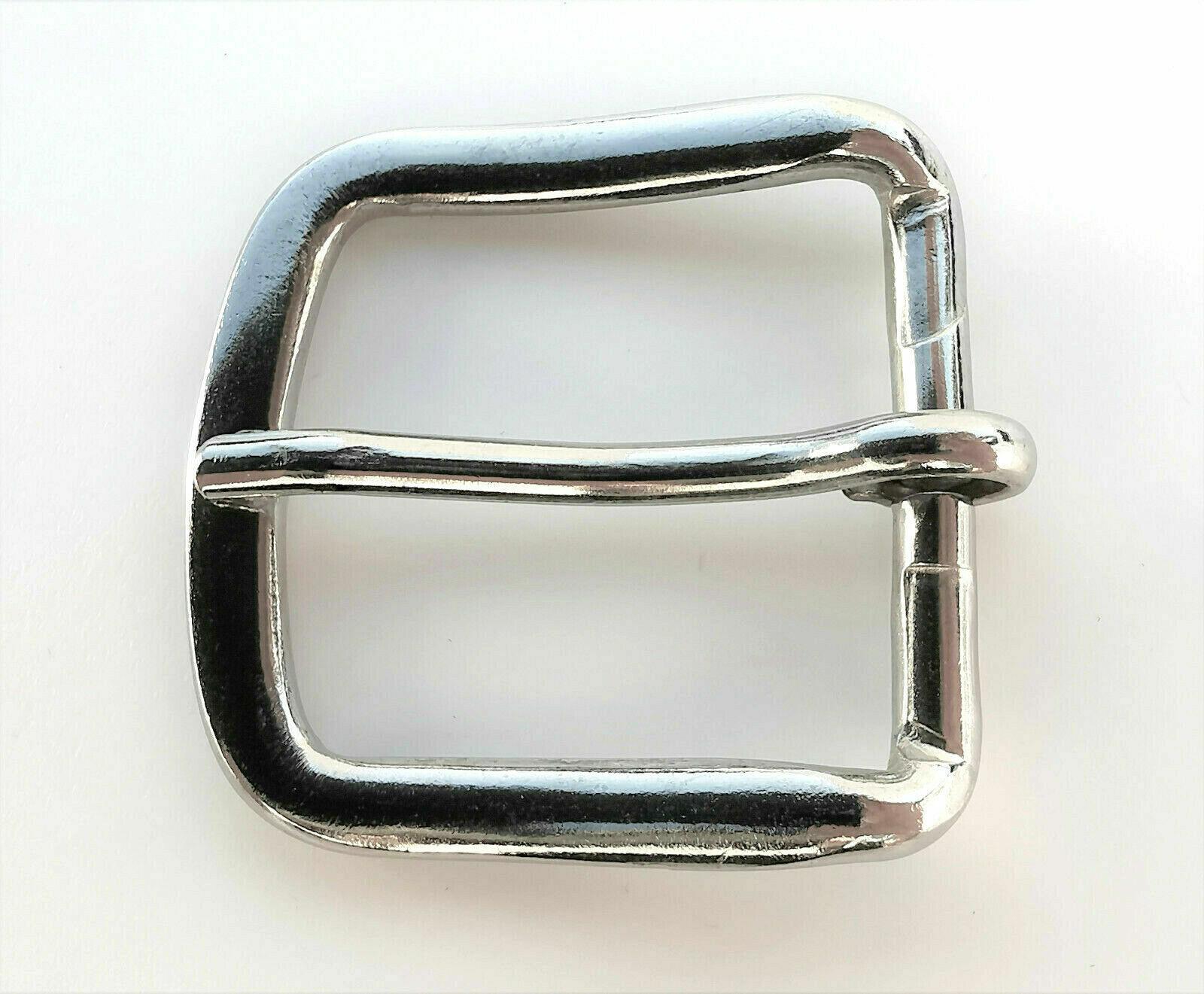 Gürtelschnalle Gürtelschliesse Schließe Wechselgürtel Druckknopfgürtel 30 mm He