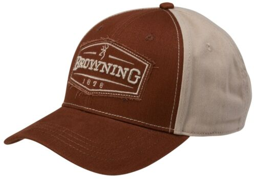 Browning Kappe Altus Beige//Braun