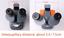 20X-40X-Microscope-Jumelles-DEL-10X-20X-oculaire-pour-PCB-Soudure-Reparation miniature 26