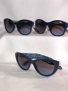 f5aea36250 VOGUE Sunglasses - Blue/Floral Print 2325/48- Different prints | eBay