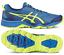 Trail 10 Fujitrabuco Zapatillas 5 running Nuevas de Azul para hombre Gel Asics Unido Reino zapatillas Amarillo ffxqZH