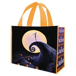 image is loading nightmare before christmas reusable shopping tote gift bag