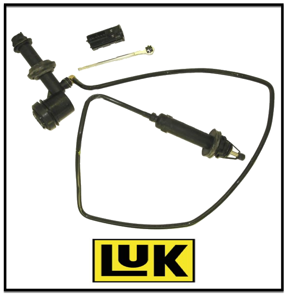 LuK CRS023 Pre-Filled Hydraulic Clutch Assembly