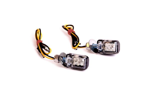 B2 Mini LED Seitenblinker für Honda X8R-S, XBR 500, XL 125, XL 500 R, XL 500 S