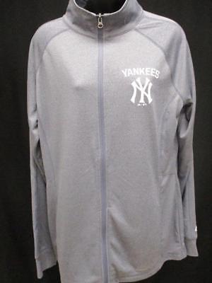 Zuversichtlich New York Yankees Damen Größen M-2xl Majestic Leichte Jacke Uvp Festsetzung Der Preise Nach ProduktqualitäT Baseball & Softball Fanartikel
