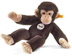 Steiff 064722 Koko chimpanzee, 35 cm / 14 inch - S&H FREE - NEW !