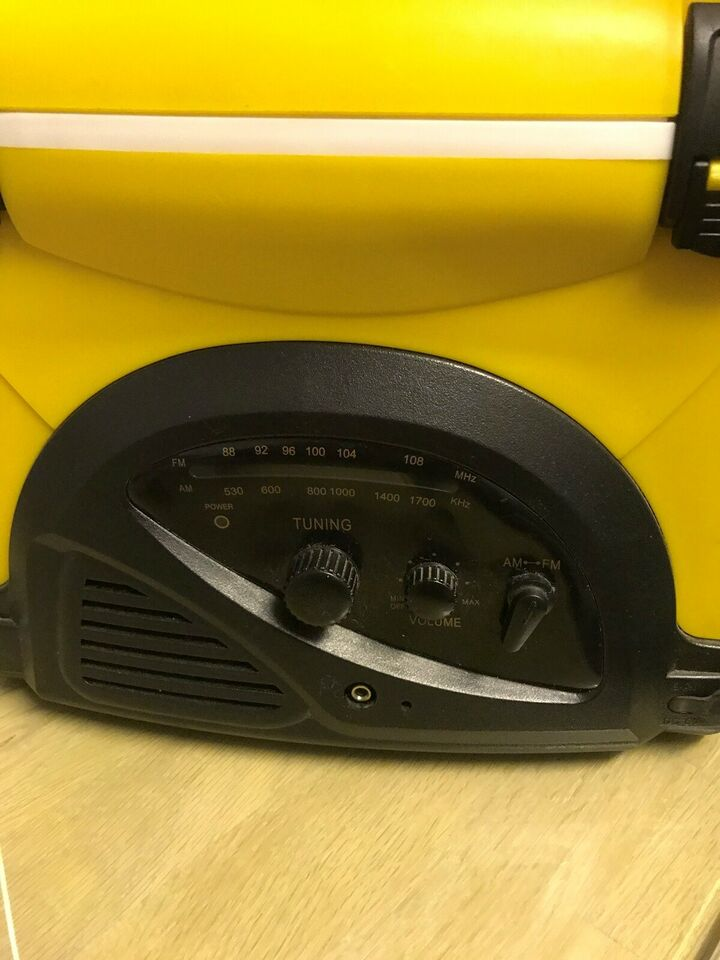 Coolmobil med Radio