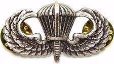 1st SFOD-D Jump Wing Airborne Badge US Army Delta Force Dagger Parachutist Pin