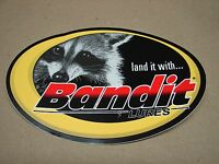 Bandit Lure Land It With Bandit Lues Fishing Sticker 4x6 Oval