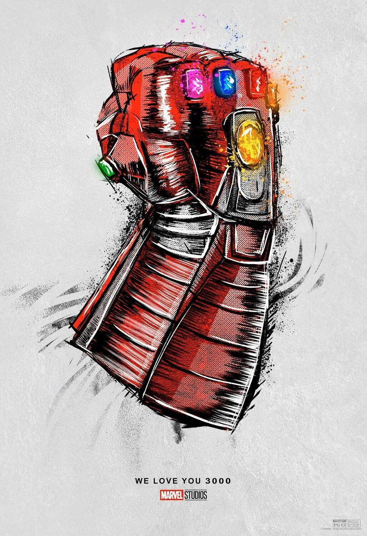 "Avengers Teaser Posters Set 36x24/"" 21x14/"" Endgame Infinity Print Silk"