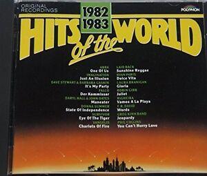 Hits-of-the-World-1982-83-Imagination-Falco-Laid-Back-Ryan-Paris-Phil-CD