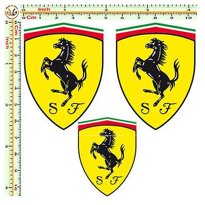 Adesivo Ferrari Immagine 11 Adesivi