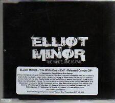 (AM293) Elliot Minor, The White One Is Evil - DJ CD