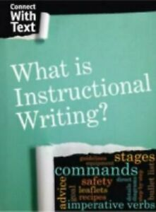 What-Is-Instructional-Writing-Raintree-Perspectives-Connect-with-Text