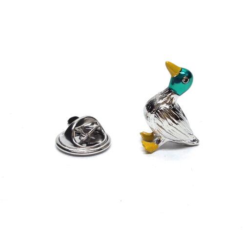 Función de Pájaro Pato con colores Insignia Pin de Solapa Corbata Pin De Regalo Para él