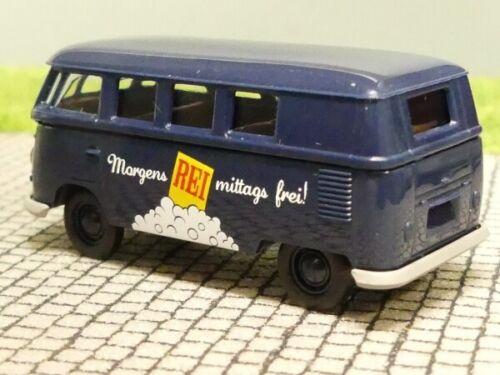 1//87 Brekina # 1203 VW t1 B Bus rei nella Tube modello speciale Reinhardt