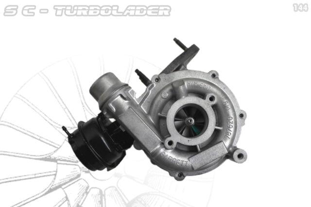 Turbolader Opel Nissan Renault Master Bus Kasten  2.3l 110kw dCi FWD RWD 790179
