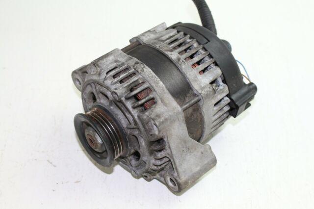 2012 Chevrolet Spark 1.2 Gasolina Alternador 96843503