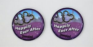 Disney Parks Happily Ever After Button