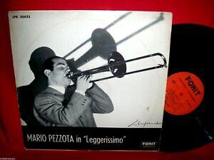 MARIO-PEZZOTTA-Leggerissimo-LP-ITALY-1963-EX-Ital-Jazz-First-pressing-RARE