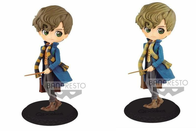 (P716) BANPRESTO Q POSKET FANTASTIC BEASTS AND WHERE TO FIND THEM NEWT SCAMANDER