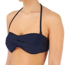 Surfdome Kerri Cove Bikini Top Blue Size M (UK 12) Box4518 D