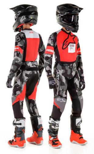 NEW ALPINESTARS 2020 YOUTH LTD EDITION MAGNETO 19 RACE KIT MOTOCROSS MX KIDS LE
