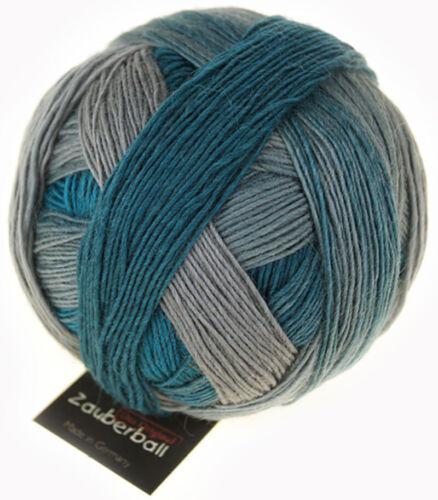 Schoppel Wolle Zauberball  2263/_ Monochrom