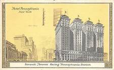 B95098 hotel pennsylvania new york seventh avenue  pennsylvania station usa