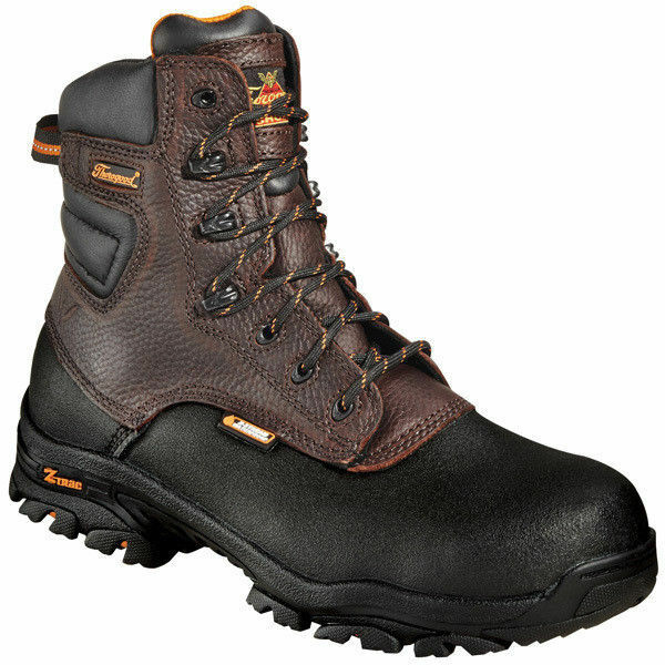 Thgoldgood 804-4808 Credver 7  Waterproof Z-Trac Composite Safety Toe Work Boot
