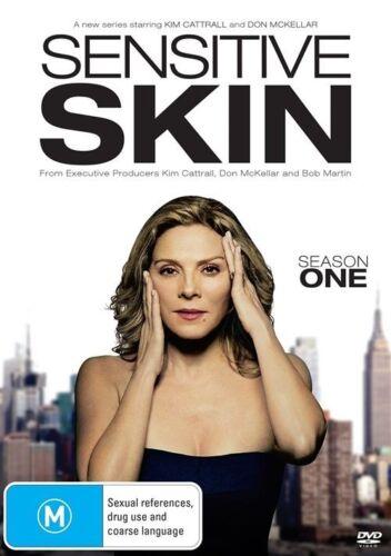 1 of 1 - Sensitive Skin : Season 1 (DVD, 1 Disc Set) Region 4 - Very Good Condition