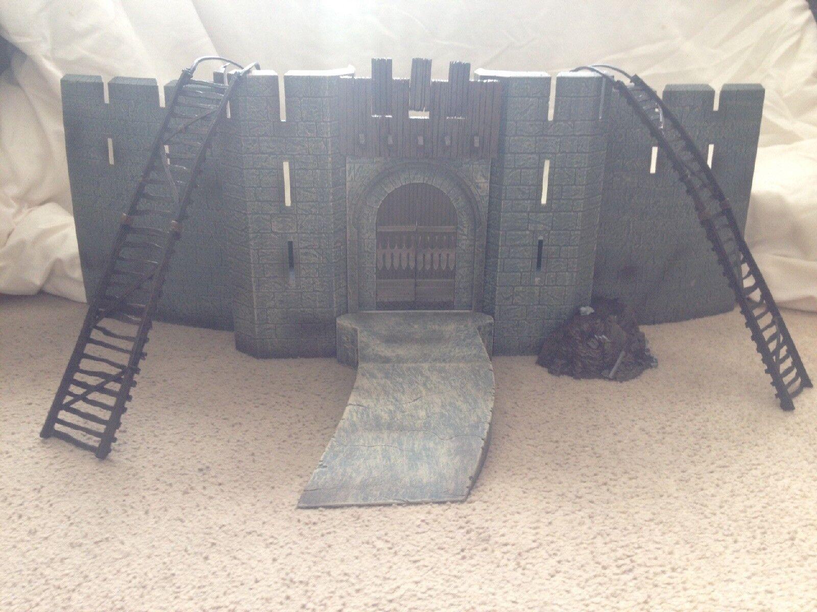 Helms Deep Castillo (El señor de los Anillos)