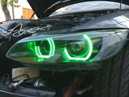 RGB Angel Eyes DTM STYLE E92 E93 E90 M4 STYLE with IR remote