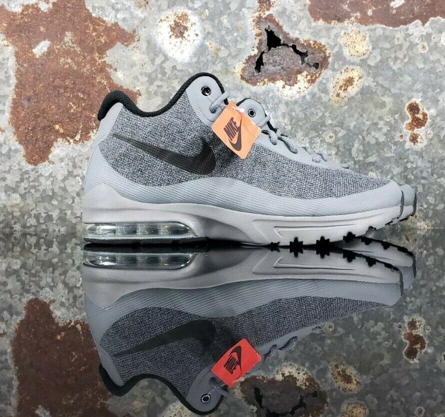 NEW Nike Air Max Invigor Mid Athletic shoes Cool Grey Men's Size 8.5