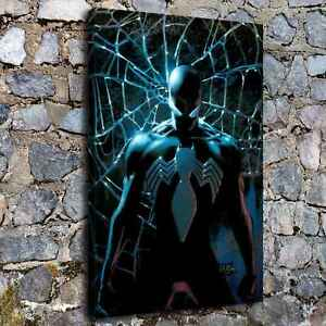 A1965-Spiderman Poster Home Decor Room HD Canvas Print Picture Wall Art Painting