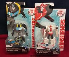 Transformers Robots in Disguise Legion Night Ops Bumblebee  Alpine Str Sideswipe