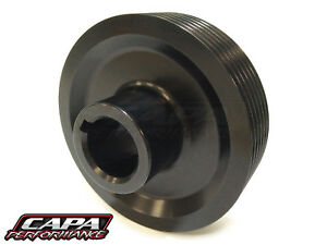 Details about Vortech 6-Rib Supercharger Pulley - 3 12