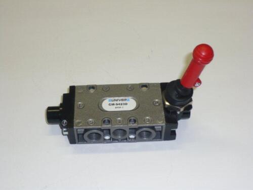 "Valves Air Univer CM-9423D ad Alternator Manual 5//2 1//4 /"" Manually Valve"