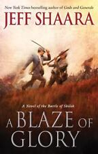 The Civil War in the West: A Blaze of Glory : A Novel of the Battle of Shiloh 1 by Jeff Shaara (2012, Hardcover)