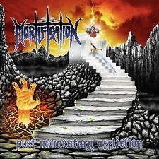 Mortification Post Momentary Affliction Vinyl LP Record grind/thrash death metal