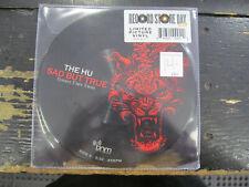 "THE HU Sad But True Wolf Totem RSD 2021 6/12 7"" single Pic Disc VINYL Record NEW"